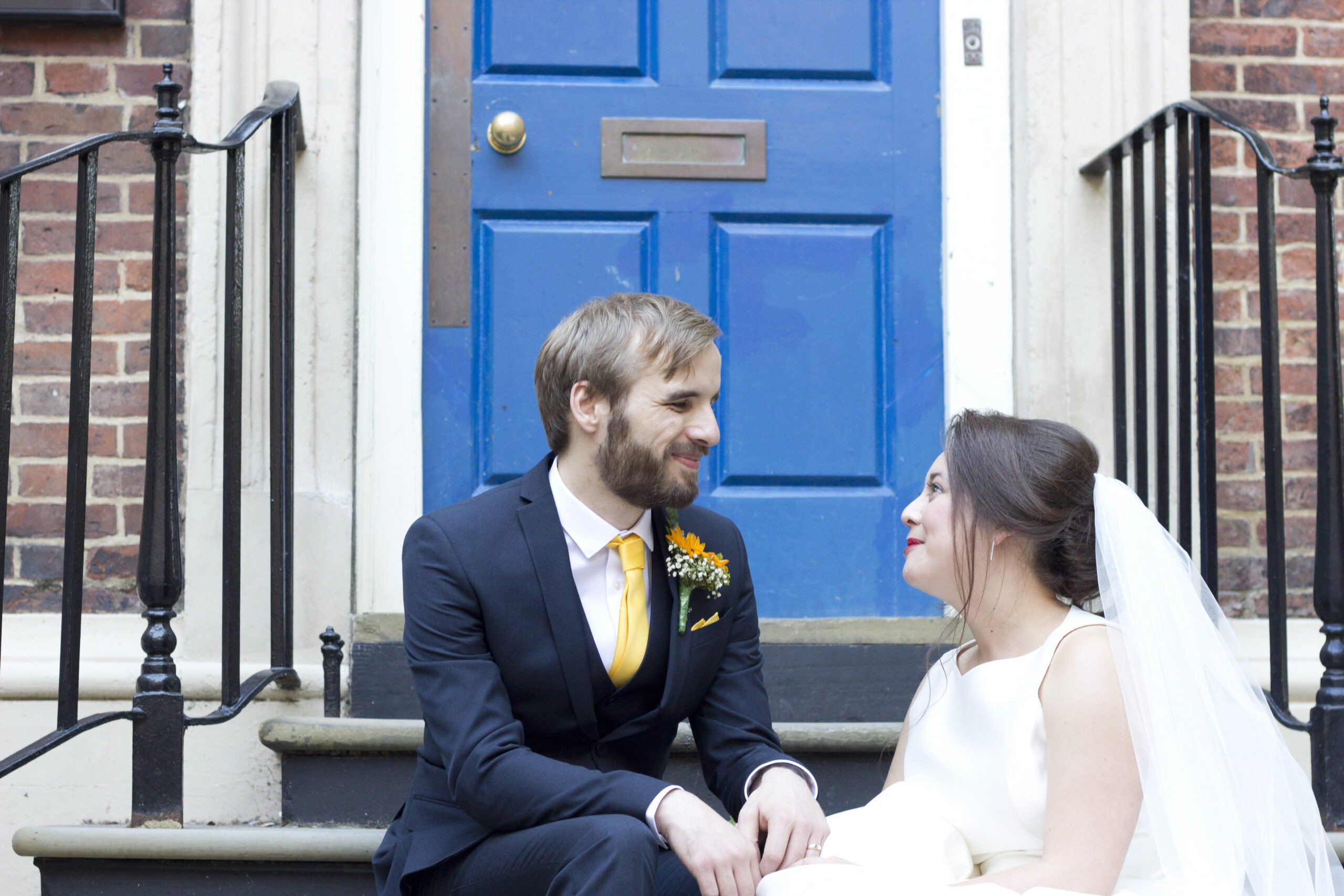 Liverpool Wedding Photography bride and groom portraits