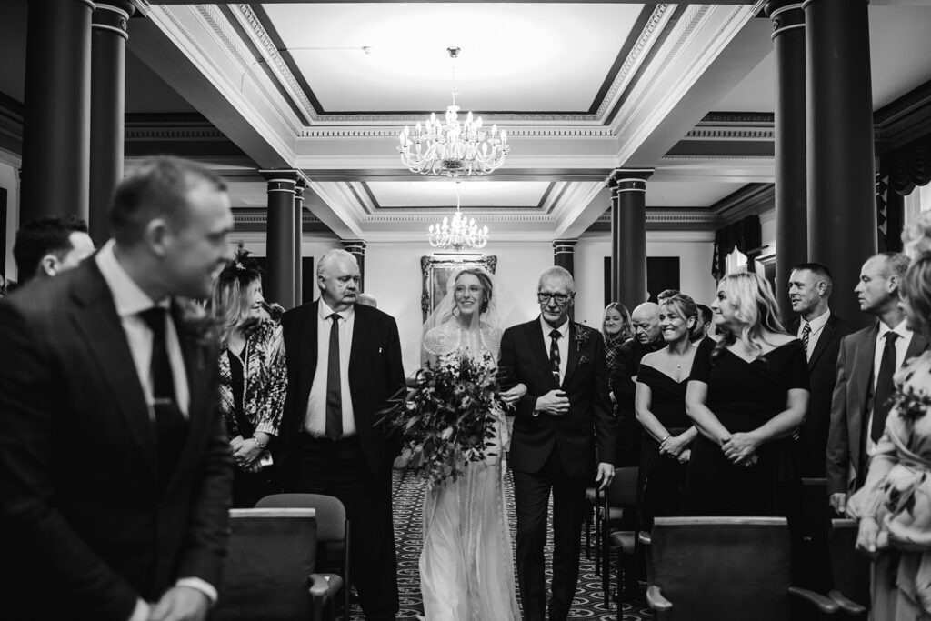 Quirky Liverpool Wedding