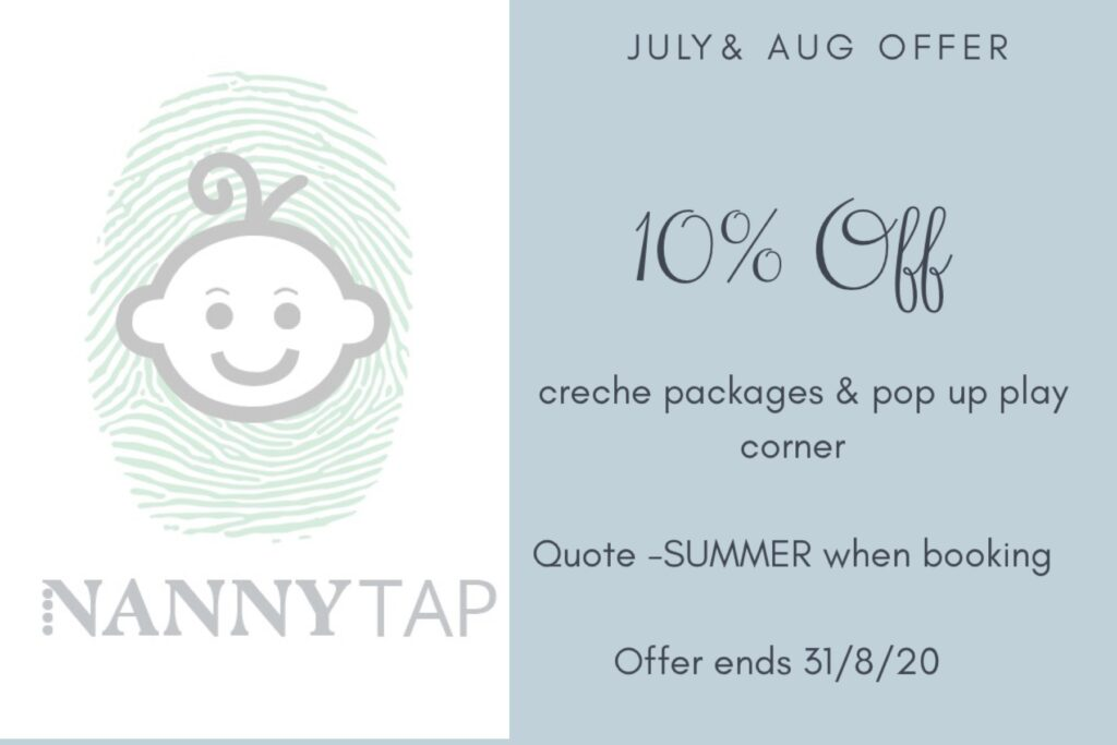 nannytap Liverpool small wedding discount
